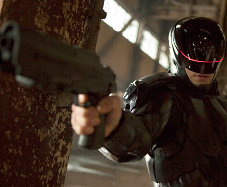 Reviews of 'Robocop,' 'Gloria,' 'Pussy Riot - A Punk Prayer' and 'About Last Night' Lead This Week's Film Roundup