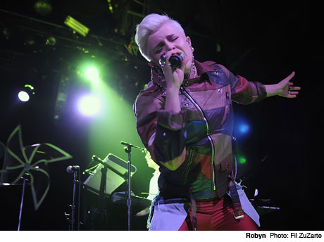 Robyn Sound Academy, Toronto ON January 26