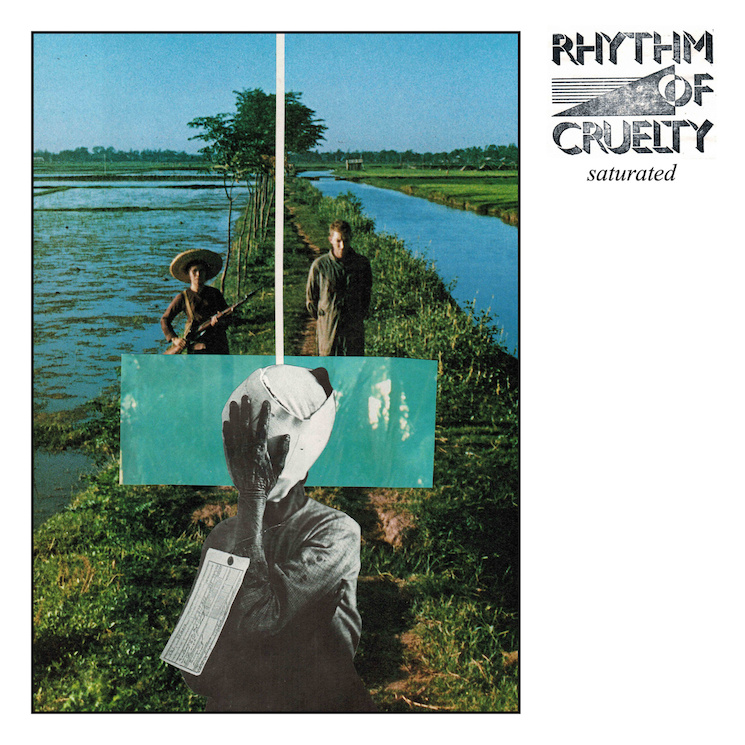 Rhythm of Cruelty 'Saturated' (album stream)