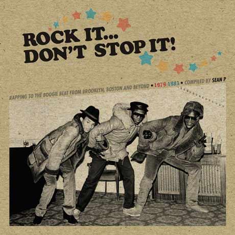 Various Artists Rock It… Don't Stop It!