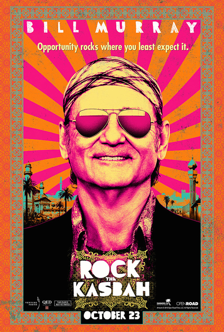 Rock the Kasbah Trailer 2