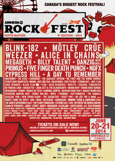 Amnesia Rockfest and Osheaga Reveal 2014 Lineups, Neil Young Launches Pono, and SXSW Struck by Tragedy in Our News Roundup