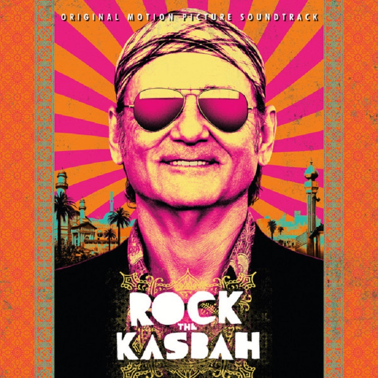 Bill Murray's 'Rock the Kasbah' Gets Soundtrack Release