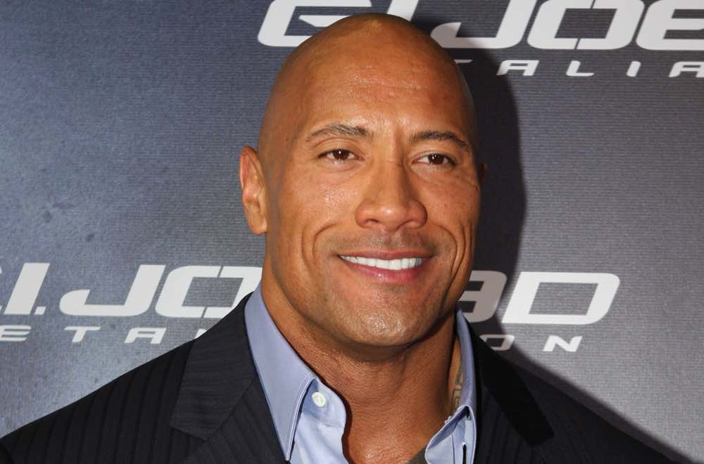 Dwayne 'The Rock' Johnson Named Highest-Paid Actor for Second Year in a Row