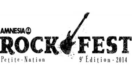 Amnesia Rockfest Announces Partnership with Festival d'été de Québec Following 2013 Festival Fallout