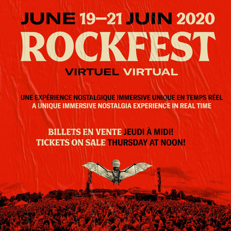 Montebello Rockfest Details Virtual 2020 Edition