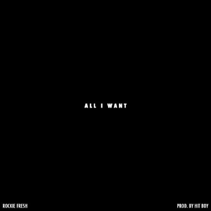 """Rockie Fresh """"All I Want"""" / """"Aurora"""""""
