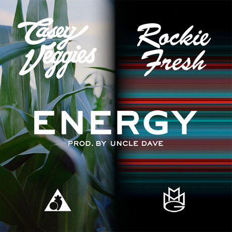 "Casey Veggies and Rockie Fresh ""Energy"""