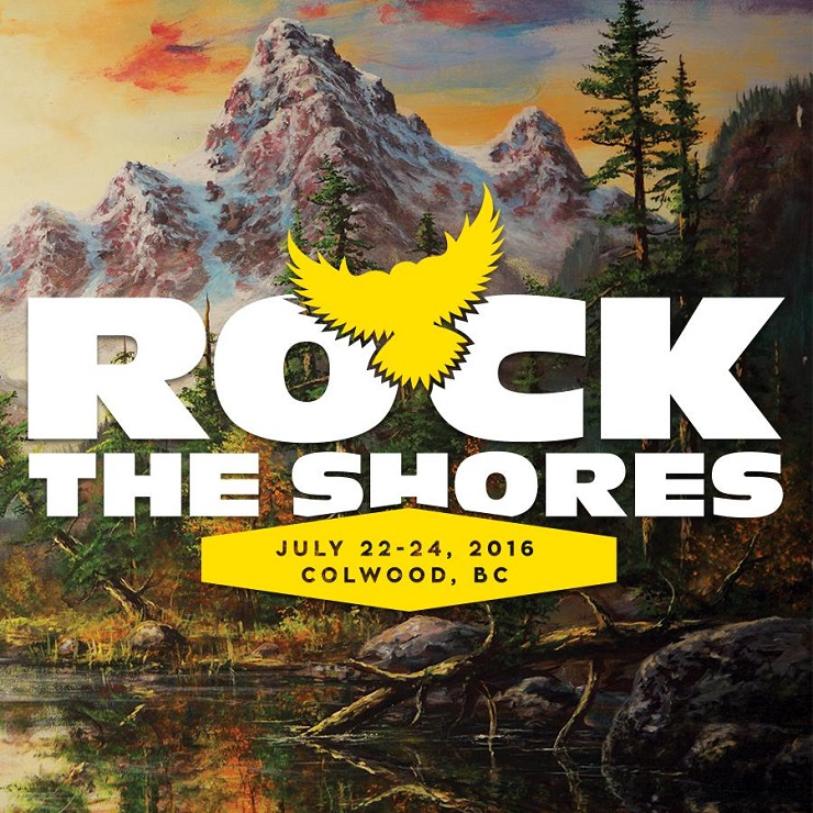 Vancouver Island's Rock the Shores Fest Gets City and Colour, Metric, Eagles of Death Metal