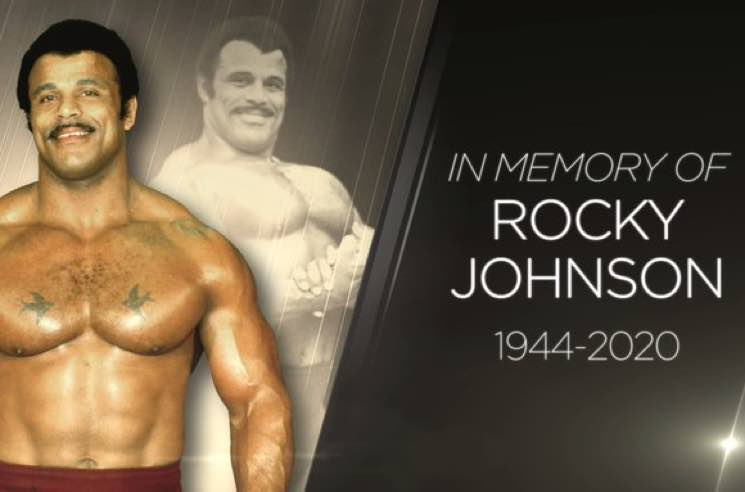 Rocky Johnson, Canadian Wrestler and Father of Dwayne 'The Rock' Johnson, Dies at 75