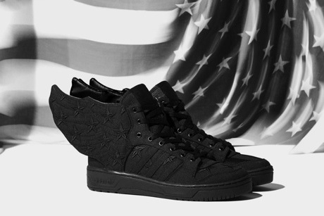 A$AP Rocky Gets His Own Winged Adidas Sneakers
