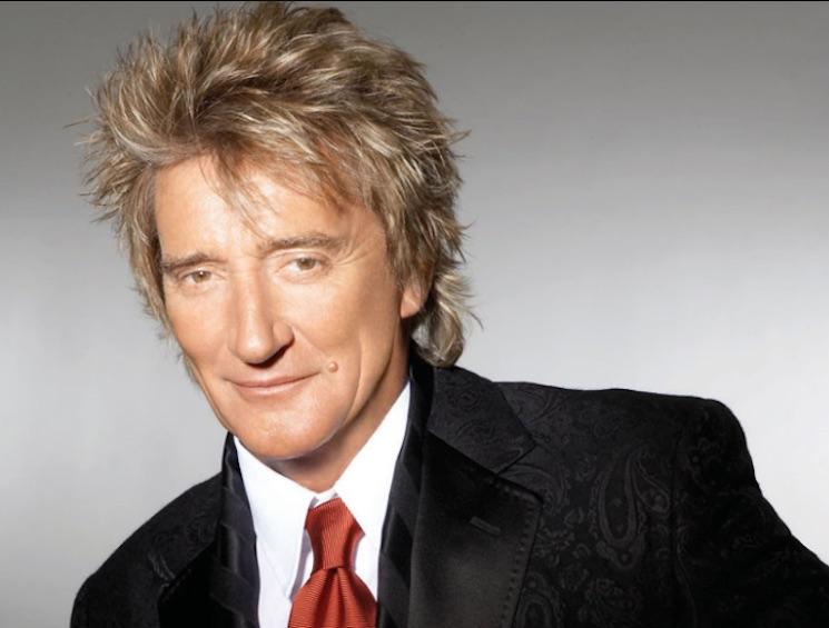 Rod Stewart Is Sorry for Re-enacting an ISIS Beheading Video