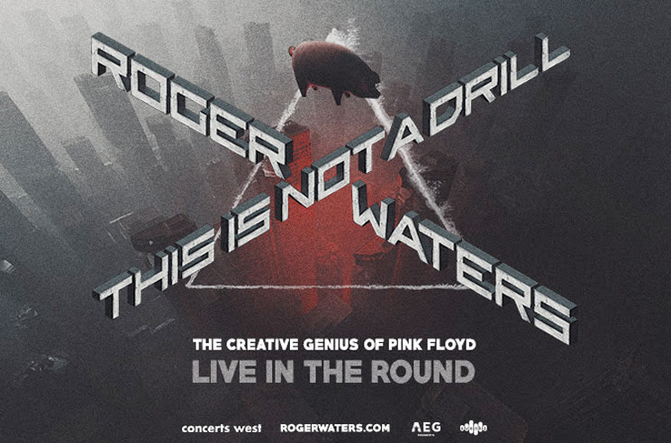 "Rogers Waters Unveils ""This Is Not a Drill"" North American Tour"