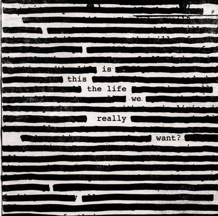 "Roger Waters ""Smell the Roses"""