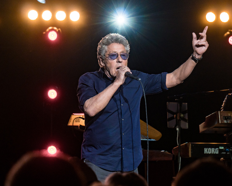 "The Who's Roger Daltrey Says ""Hip-Hop Hasn't Evolved at All"""