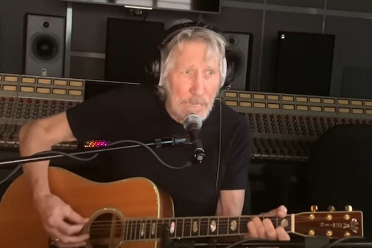 Roger Waters Pays Tribute to Late John Prine with 'Paradise' Cover