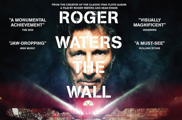 Roger Waters' 'The Wall' Film Gets Blu-ray Release