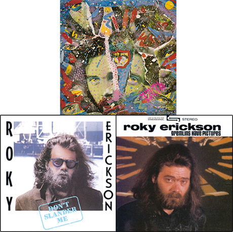 Roky Erickson Treated to Reissue Series via Light in the Attic