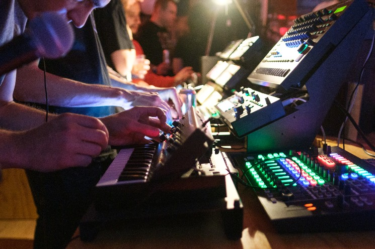 A Night Inside the Roland Inspiration Centre, Toronto's Musical Community Hub