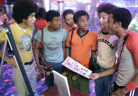Roll Bounce Malcolm D. Lee