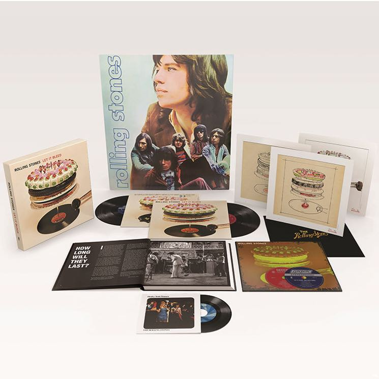 The Rolling Stones Announce 'Let It Bleed' 50th Anniversary Box Set