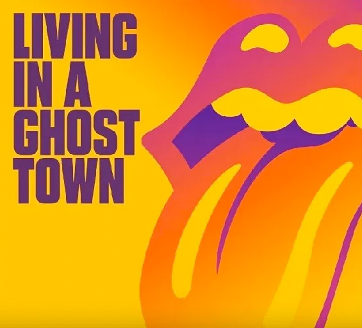 The Rolling Stones Return with New Song 'Living in a Ghost Town'
