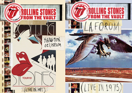 The Rolling Stones Unearth Archival Concert Films for Release