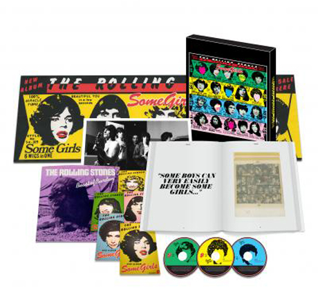 The Rolling Stones Announce Expanded 'Some Girls' Reissue