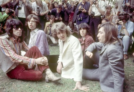 The Rolling Stones Detail 'Crossfire Hurricane' Documentary
