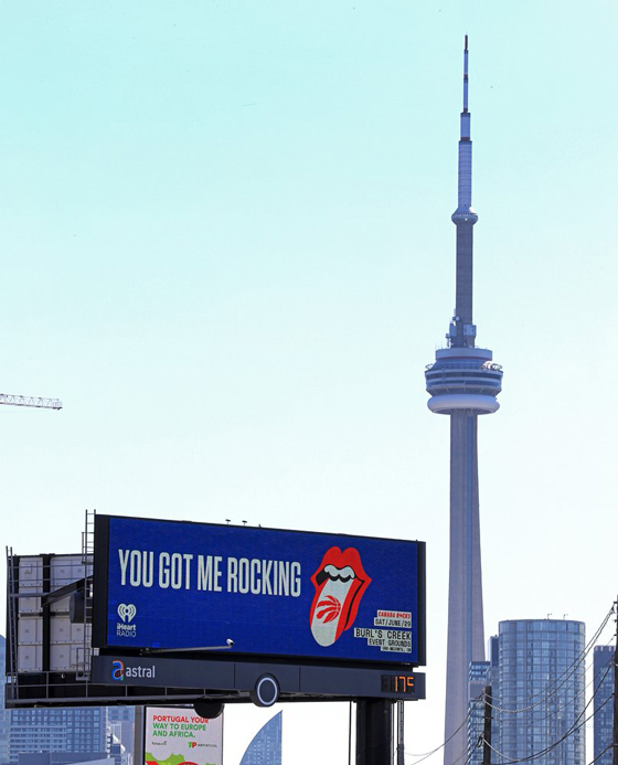 Even the Rolling Stones are Cheering for the Toronto Raptors