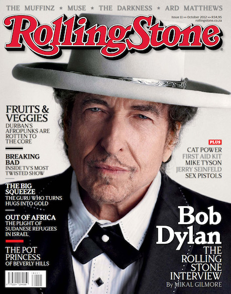 Bob Dylan and 'Rolling Stone' Sued for Alleged Racism