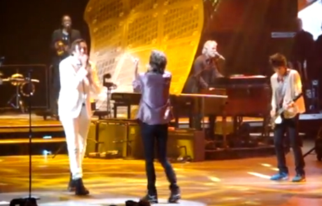 "The Rolling Stones ""The Last Time"" (ft. Arcade Fire) (live video)"