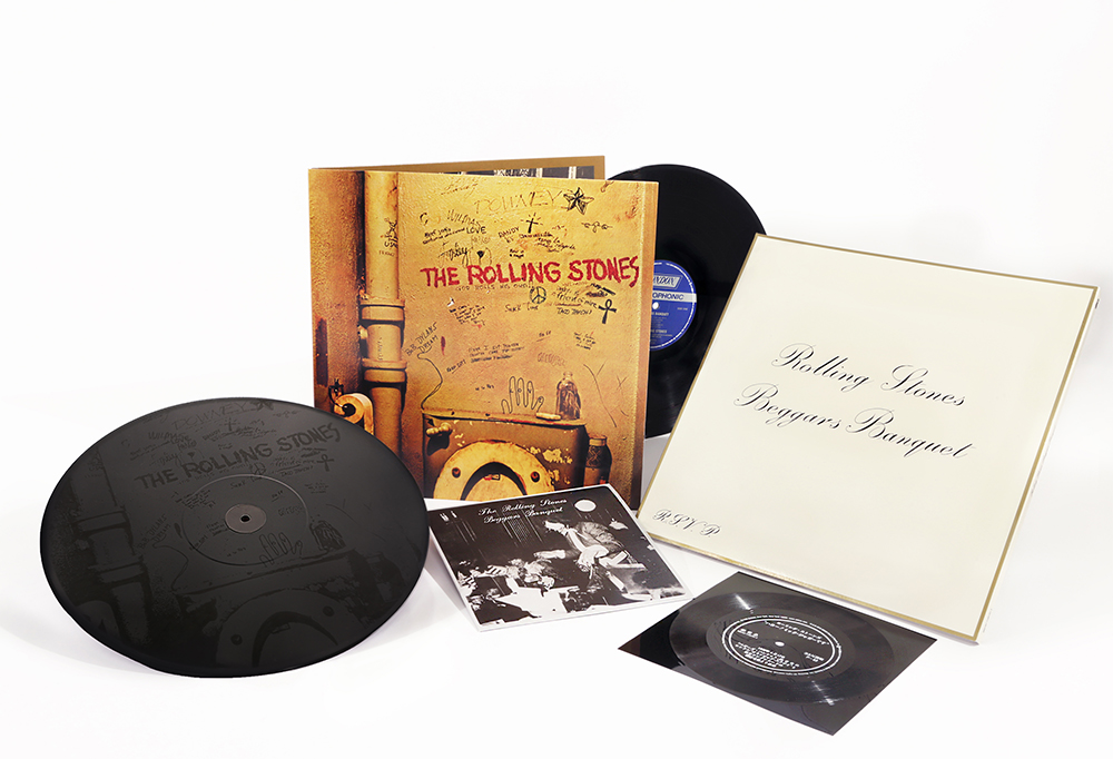 Rolling Stones Announce 'Beggars Banquet' 50th Anniversary Reissue
