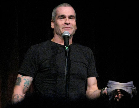 Henry Rollins Responds to High Ticket Prices by Handing Out $10 Bills at Toronto Show