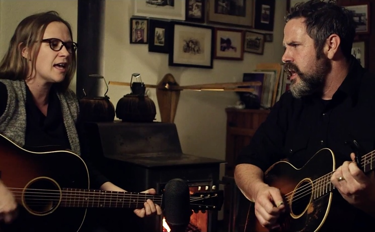 Pharis and Jason Romero 'A Wanderer I'll Stay' (video)