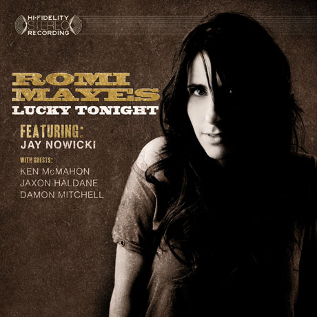 Romi Mayes Feels <i>Lucky Tonight</i> This Spring