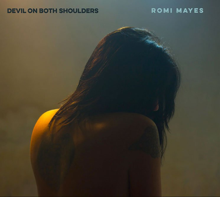 Romi Mayes 'Devil on Both Shoulders' (album stream)