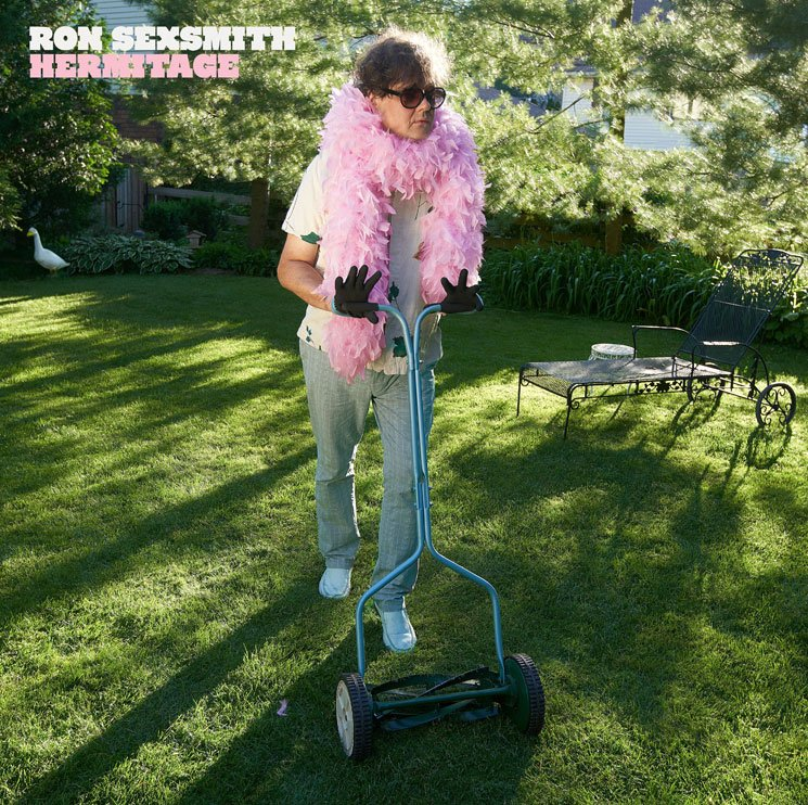 Ron Sexsmith Is at His Most Playful on 'HERMITAGE'