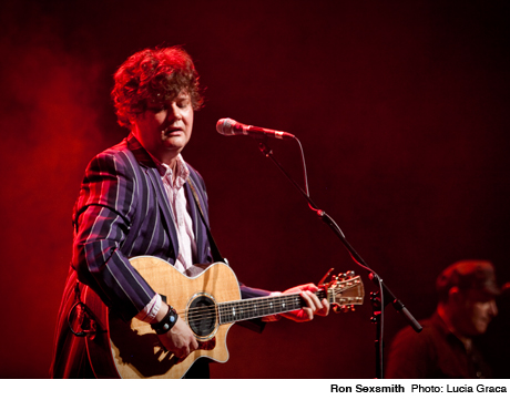 Ron Sexsmith Queen Elizabeth Theatre, Toronto ON May 17