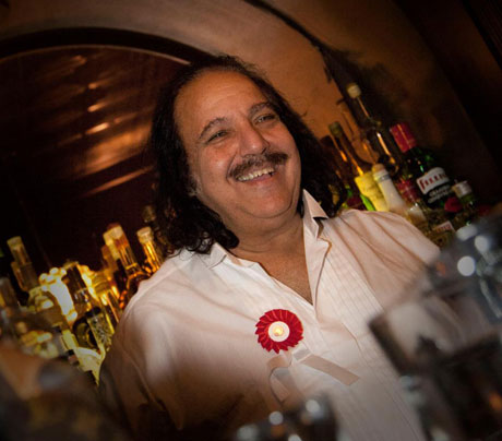 Pepe Deluxé Recruit Ron Jeremy to Fund New Release