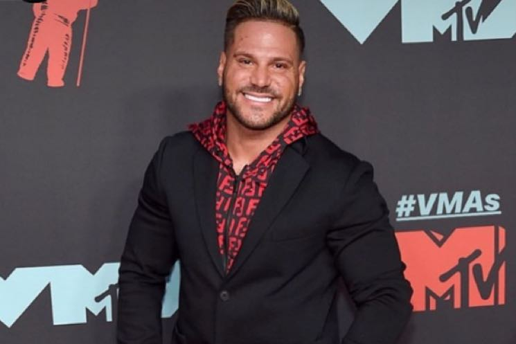 'Jersey Shore' Star Ronnie Ortiz-Magro Arrested for Kidnapping