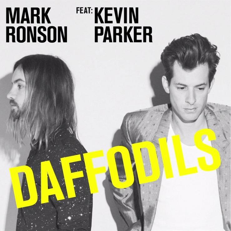 "Mark Ronson ""Daffodils"" (ft. Kevin Parker)"