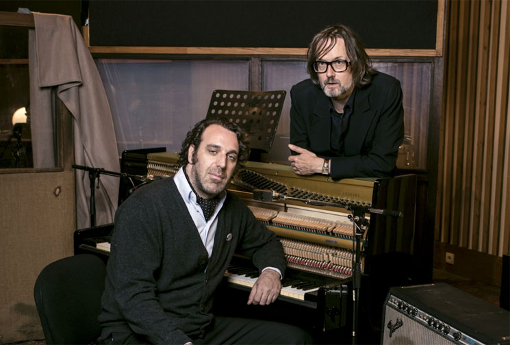 ​Chilly Gonzales & Jarvis Cocker's 'Room 29' Gets Companion Album