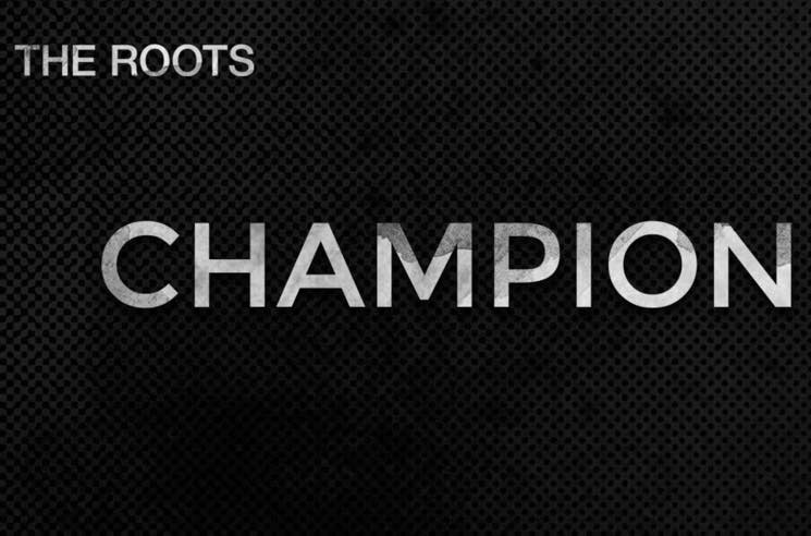 The Roots Reveal NBA Finals Theme Song 'Champion'