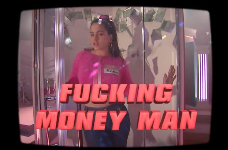 Rosalía Drops 'Fucking Money Man' Video