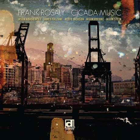 Frank Rosaly Cicada Music