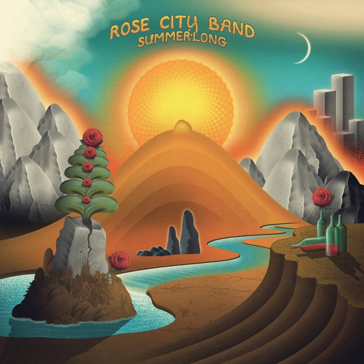 Wooden Shjips/Moon Duo Spinoff Rose City Band Get Back to Basics on 'Summerlong'