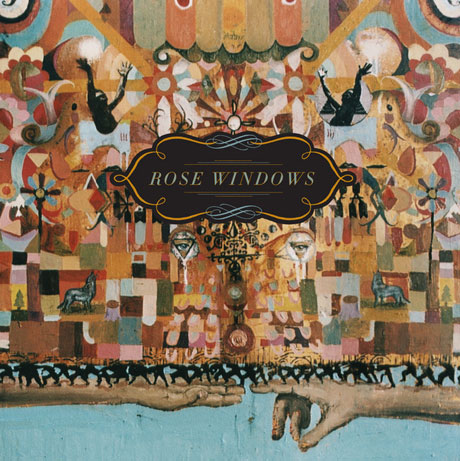 Rose Windows 'The Sun Dogs' (album stream)