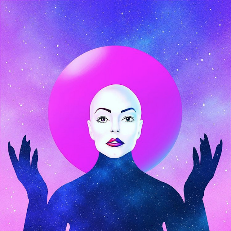 Rose McGowan Announces Debut Album 'Planet 9'