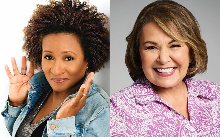 Wanda Sykes Quits 'Roseanne' After Racist Twitter Rant from Roseanne Barr